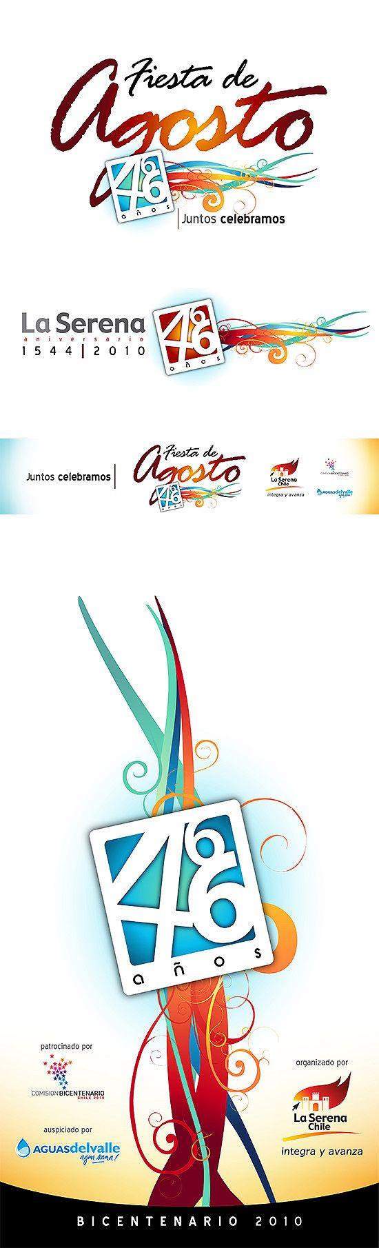 2010 / Fiesta de Agosto on Behance