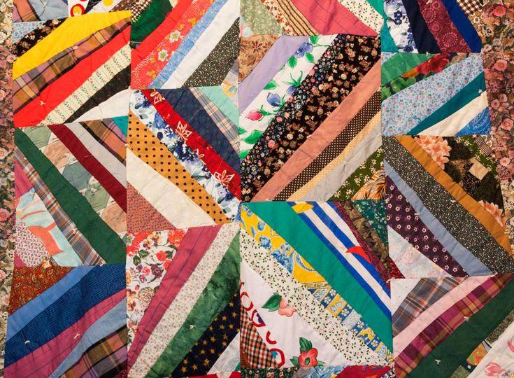 Maine Fiberarts - Gee's Bend Quilts at Maine Fiberarts