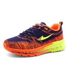 2016 Summer Air Permeability Air Cushion Sports Shoes Male ...