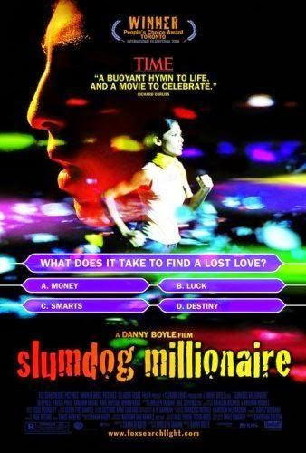 """RECOMMENDED! """"Slumdog Millionaire"""" (2008) 