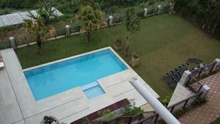 villa kolam renang mewah dan murah di lembang