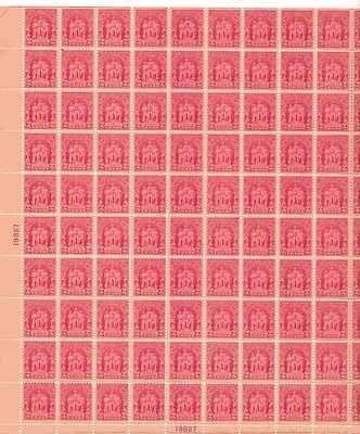 Battle of Fallen Timbers Sheet of 100 x 2 Cent US Postage Stamps NEW Scot 680 . $124.99. Battle of Fallen Timbers Sheet of 100 x 2 Cent US Postage Stamps NEW Scot 680