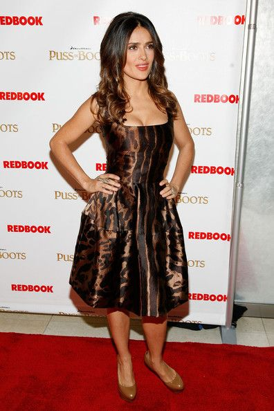 2011 - Style Evolution: Salma Hayek - Photos