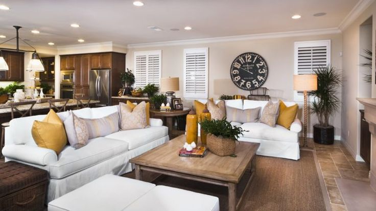 The Cape Cod Decorating Style Living Room