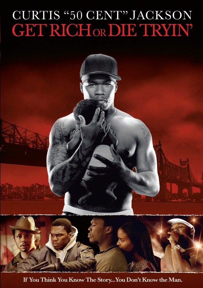 Get Rich Or Die Tryin Dvd 2005 Best Buy How To Get Rich Letting Go Of Him 50 Cent