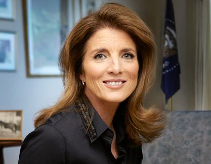 Courage, Strength, and Dignity: A Conversation with Caroline Kennedy | Parade.com