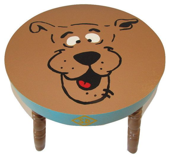 Scooby Doo (Mystery Gang) Character Step Stool  sc 1 st  Pinterest & 15 best Fun and Unique Step Stools images on Pinterest | Step ... islam-shia.org
