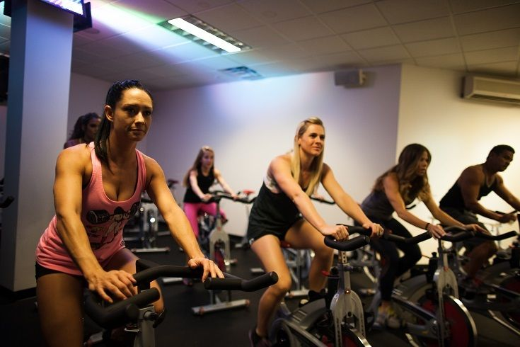 We're offering #cycling classes today! Check with your local #MountainsideFitness to find out the schedule: bit.ly/MtnsideAZ