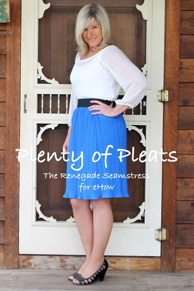 This is the refashion lady, check out her site.... Old outdated clothes turned into trendy new outfits!!!