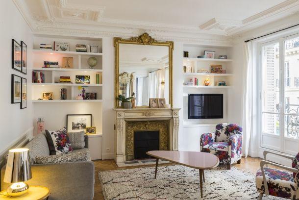 1000 id es propos de tag res autour de la chemin e sur pinterest r novation de maisons. Black Bedroom Furniture Sets. Home Design Ideas