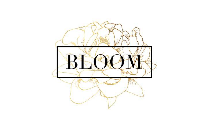 Florist Branding package   Branding kit   Marketing templates   Logo Design by EmandCoDesign on Etsy