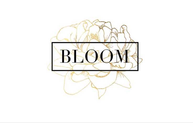 Florist Branding package | Branding kit | Marketing templates | Logo Design by EmandCoDesign on Etsy