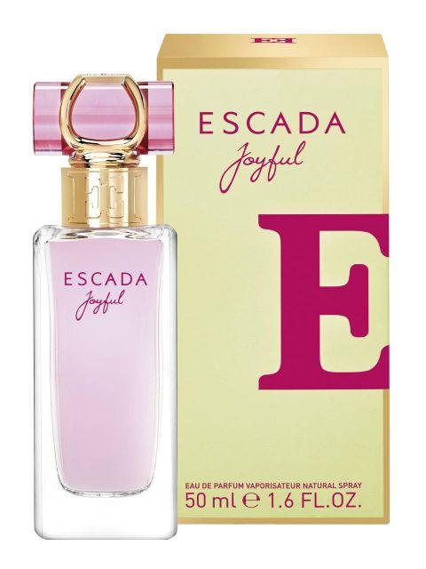 Escada-Joyful * floral fruity ozonic aquatic fresh