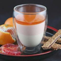 vanilla bean panna cotta more vanilla bean orange vanilla blood orange ...