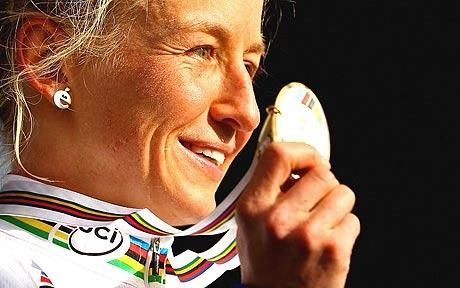 Hilly Olympic Time Trial Course Lures Emma Pooley Out of Retirement