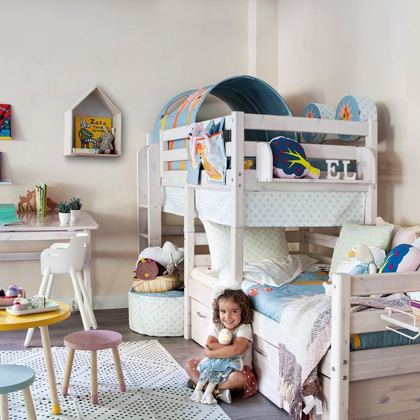 Dormitorio con muebles a medida. 17 Best images about Habitaciones ni os on Pinterest   Child room