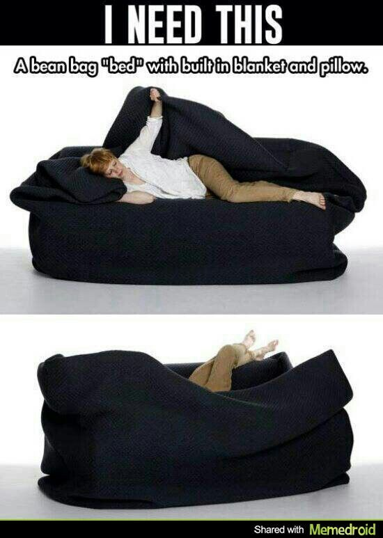 Here you go get this instead of your bed :t