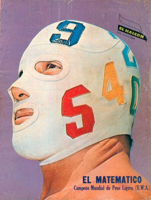 El Matematico, Mexican luchador.