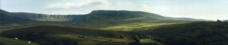 Gottfreid Helnwein: Irish Landscape 3 (Nire Valley)