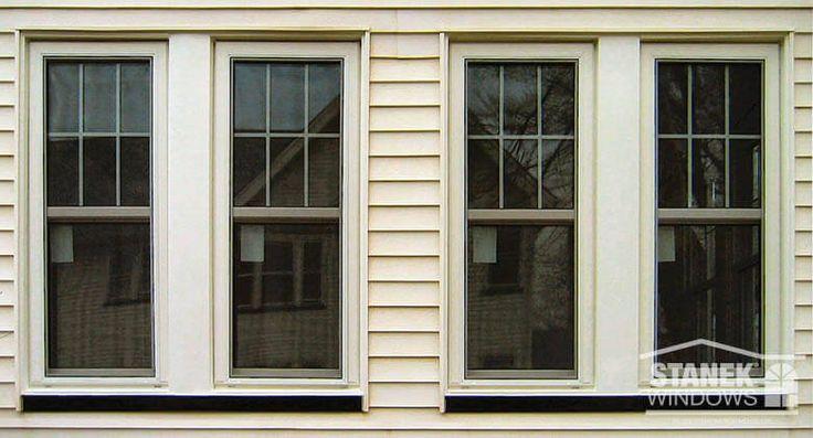 Double-Hung Windows - Photo Gallery   Stanek Windows Ideas