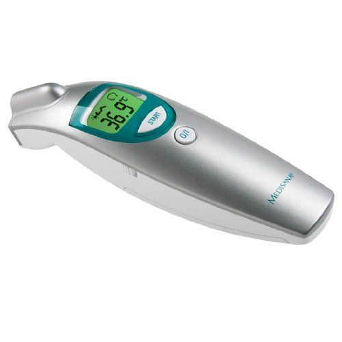 Medisana FTN Infrarot-Fieberthermometer (visueller Fieberalarm, ber�hrungslose Messung)