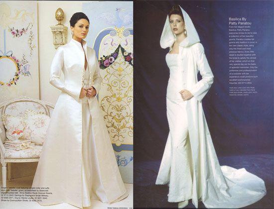 Wedding dresses with coats winter wedding gowns1 winter wedding
