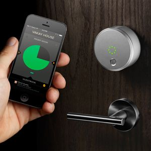 Slideshows: 7 Smart Locks That Aren't As Dumb As You Think, by Rachel Cericola - Electronic House
