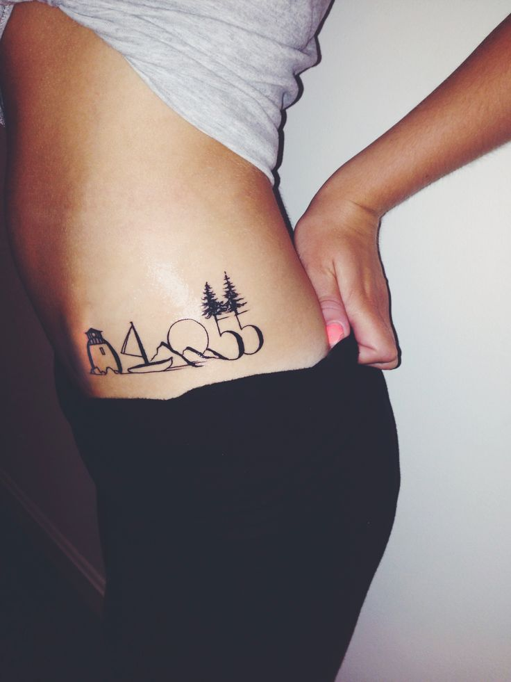 Drawing Smooth Lines Zipcode : Best maine tattoo ideas on pinterest mountain
