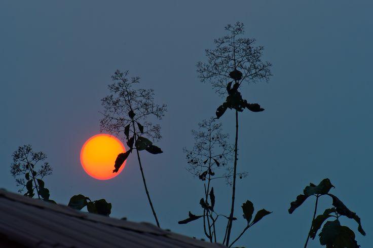 Sunsets in Phongsali by Ari Vitikainen on 500px.