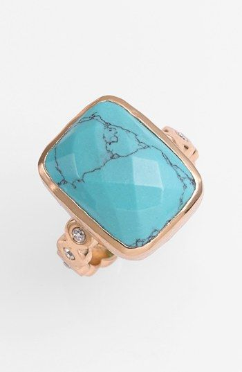 Melinda Maria 'Electra' Drusy Ring available at #Nordstrom