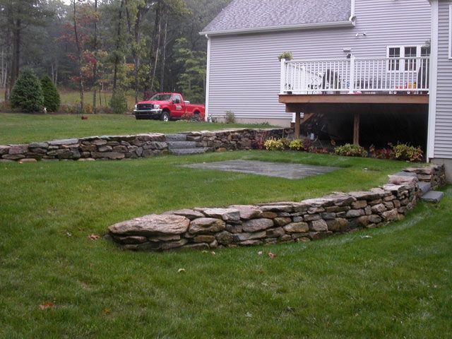 Best 25+ Terraced backyard ideas on Pinterest   Sloped ...