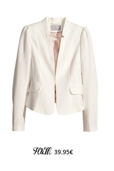 Τα καλύτερα σακάκια της αγοράς και πως να τα φορέσετε #fashion #style #blazer #whiteblazer #shopping #bestbuys #hm