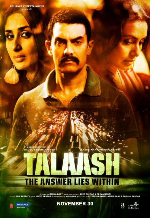 #HQ #movie Talaash (2012) Watch full movie online without membership High Quality 1080p
