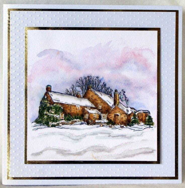 Sheena Douglass – Crafts, Papercrafting, Stamps, Create & Craft » Christmas Stamps 2013