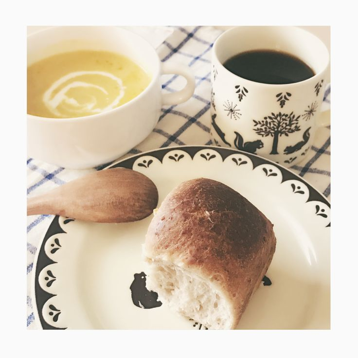 homemade bread &soup