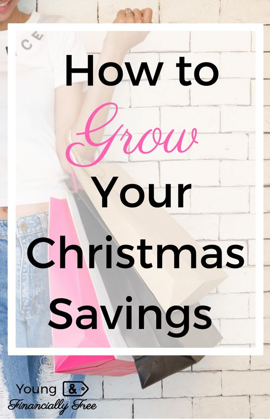 Christmas Budget   Saving Money   Buying Gifts   Young & Financially Free