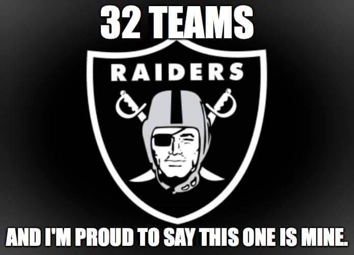 Oakland Raiders : Photo