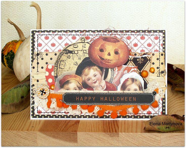 Хэллоуин и ДроЗофиЛы!