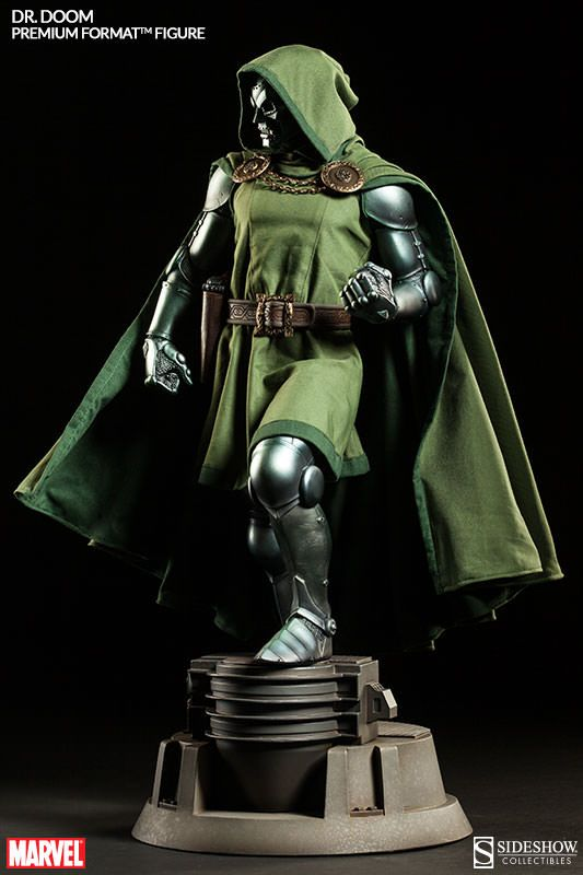 Marvel Dr. Doom Premium Format(TM) Figure by Sideshow Colle | Sideshow Collectibles