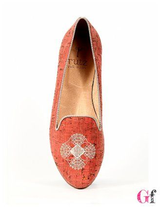 Loafers Concha Coral #Rutz #Goodfashion