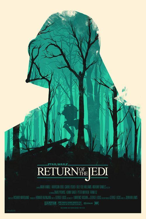 /// Star Wars alternative poster :) greeeeeat ! #poster #starwars
