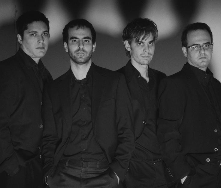 Tetraktys String Quartet  photo Giorgos Mavropoulos