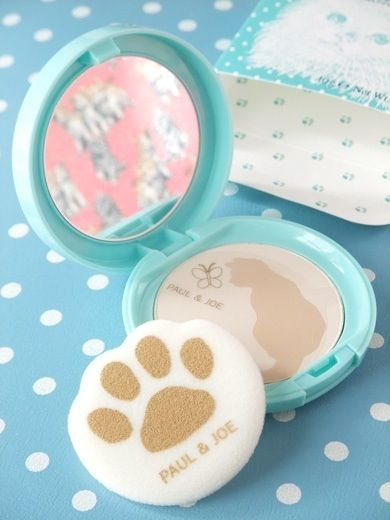 #korean makeup/foundation-the right way to do cute packaging. i swear i wld buy all these cute packaging makeup and never use it!