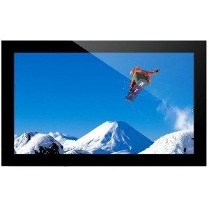 AMSTYLE 81cm (32') Media Display mit Video/MP3 (digitaler Fotorahmen / Bilderrahmen)