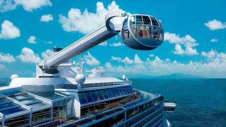 Coola gimmickar på kryssningsfartygen | Kryssningar | Resa | Aftonbladet