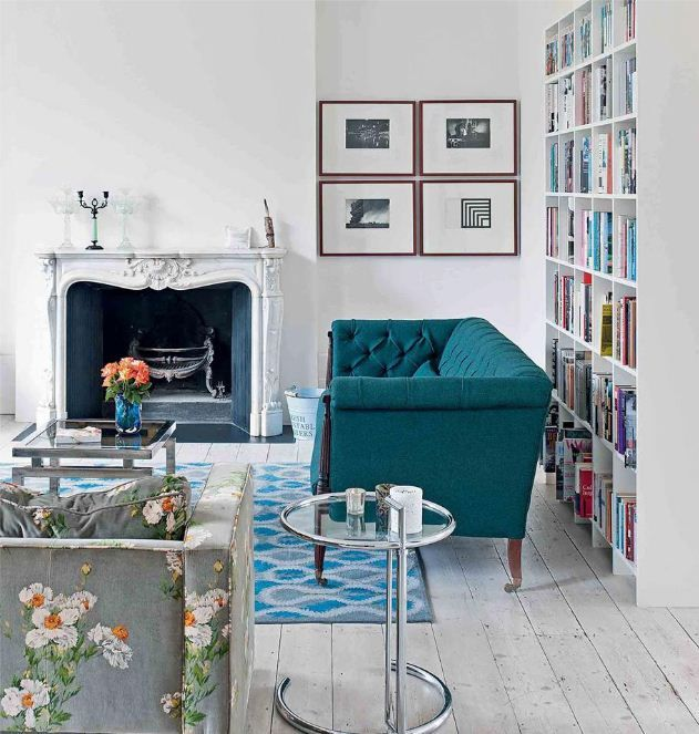 Rug With Turquoise Sofa: 17 Best Ideas About Teal Sofa On Pinterest