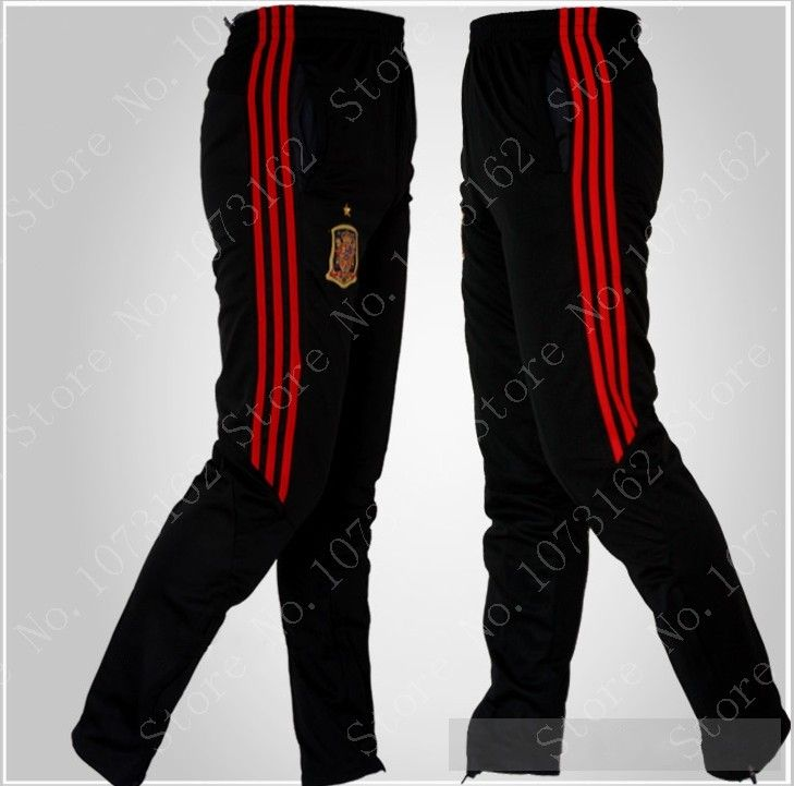 RCD Espanyol Athletic Boy Sweatpants Men Soccer Football Pants Man Sports Trousers Pants Tights Sportwear Training Gym Jogging $27.50