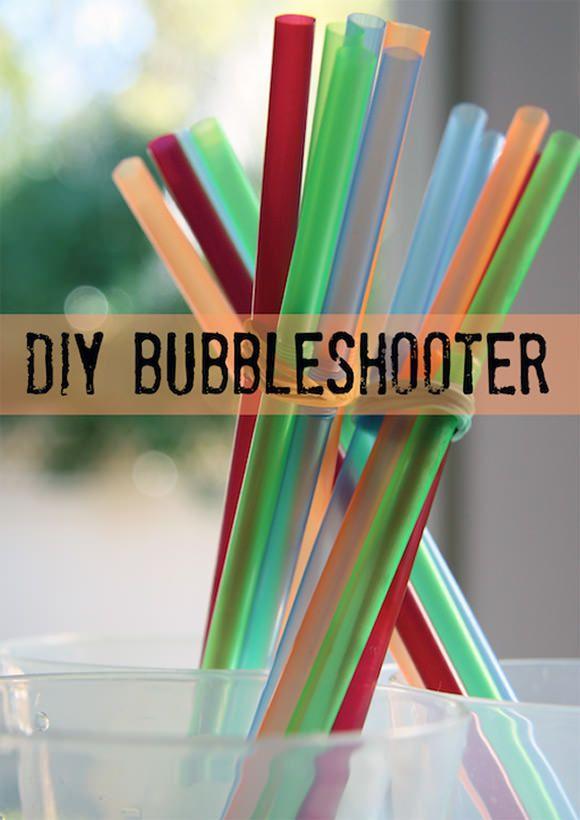 DIY Bubble Shooter