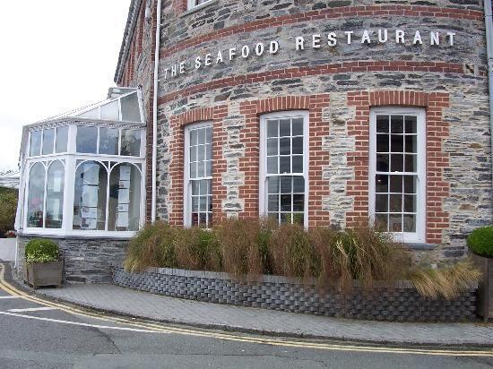 Rick Stiens The Seafood Restaurant