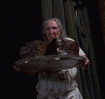 the chocolate cake from Matilda recipe